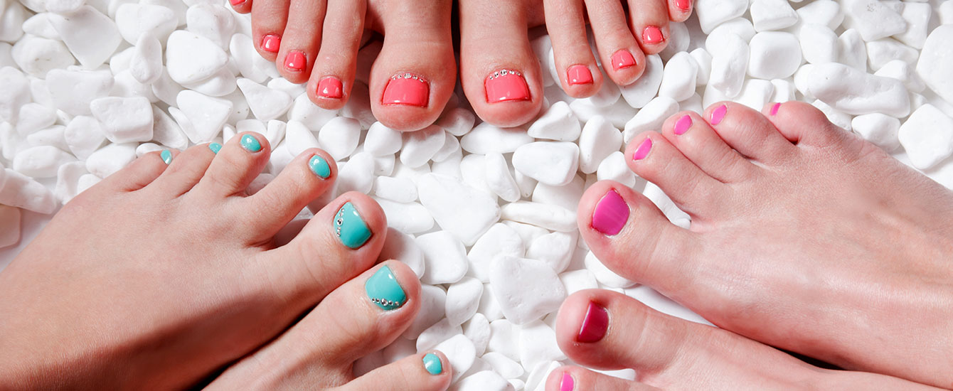 Manicures Pedicures Available